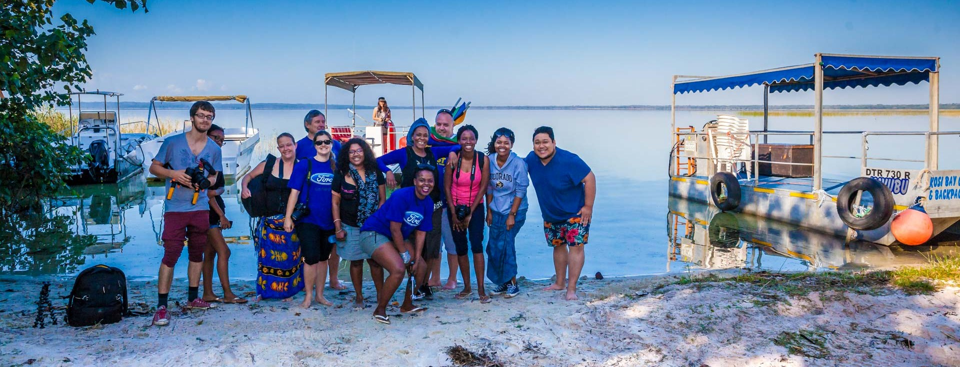 African Travel Crew Pic Justin Lee