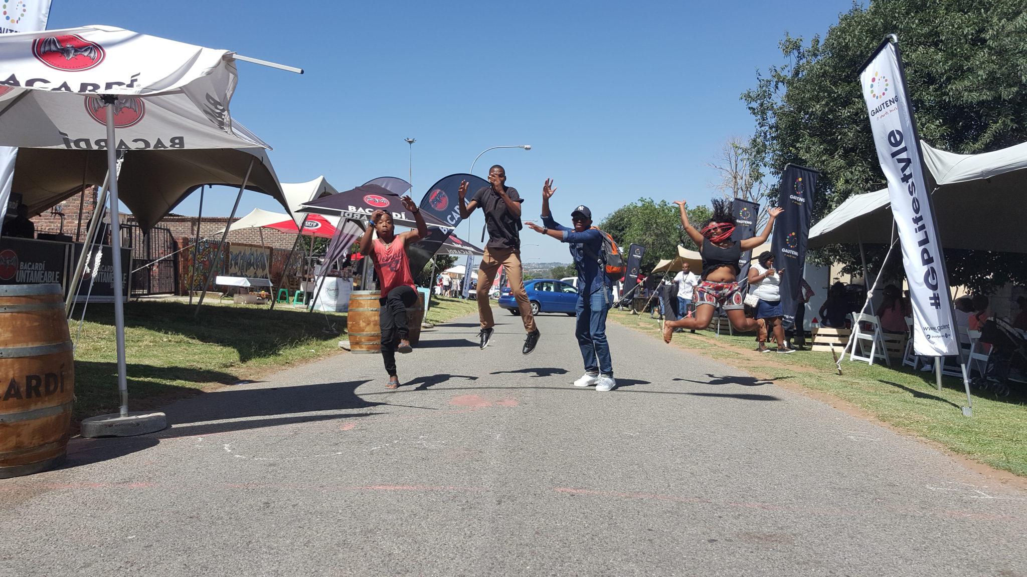 Makhelwane Festival