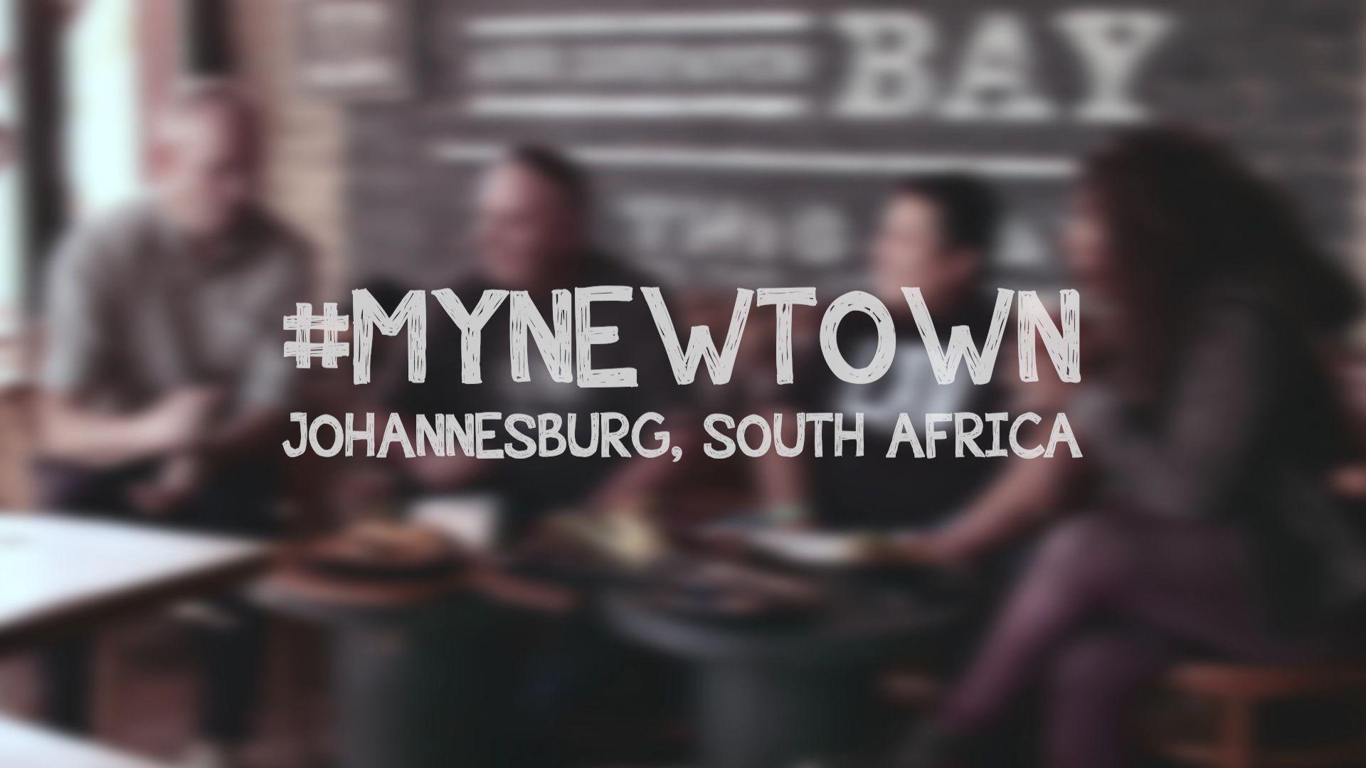#MyNewtown